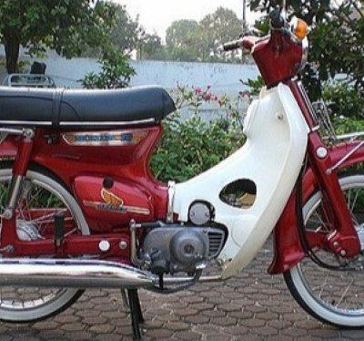 13+ Motor Klasik Honda 70 Mod