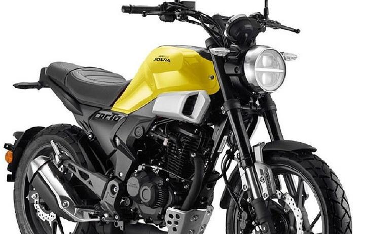 Motor Klasik Yamaha