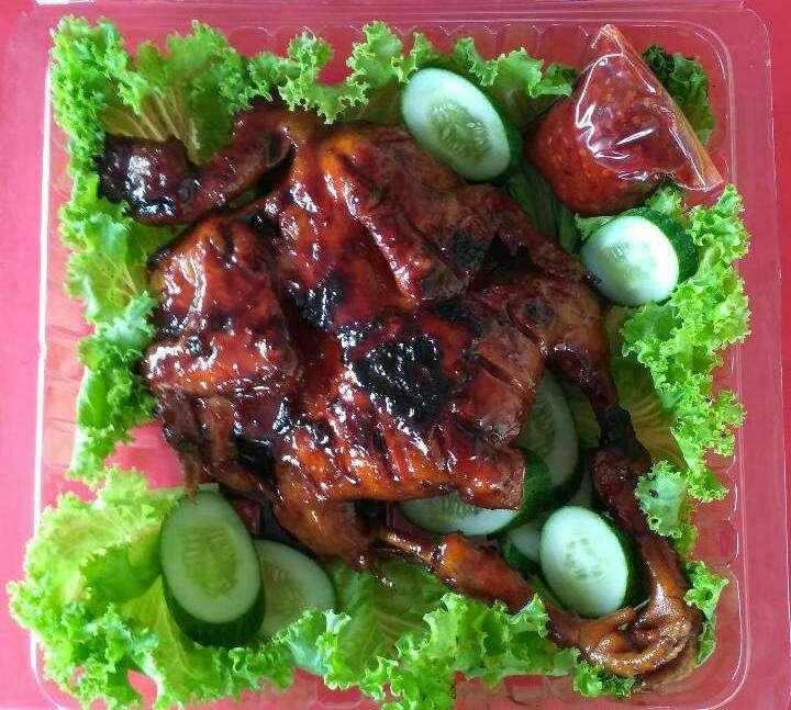 Download Ayam Bakar Madu PNG