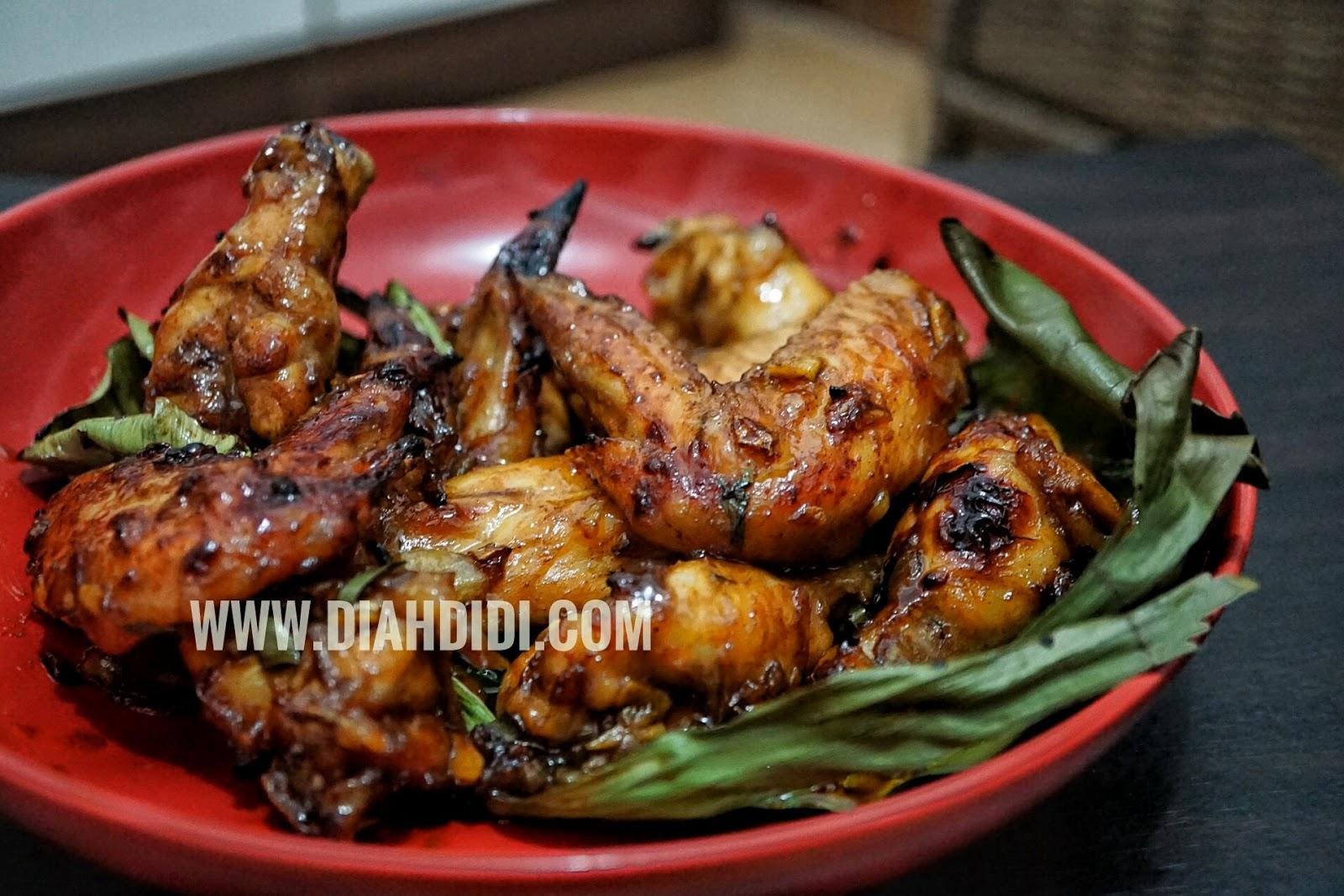 Get Ayam Panggang Madu Gif