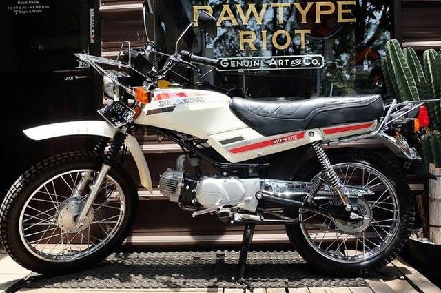 Motor Honda Klasik