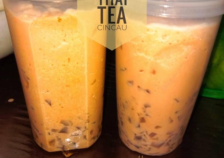 Bagaimana Menyiapkan Manggo Thai Tea yang Sempurna