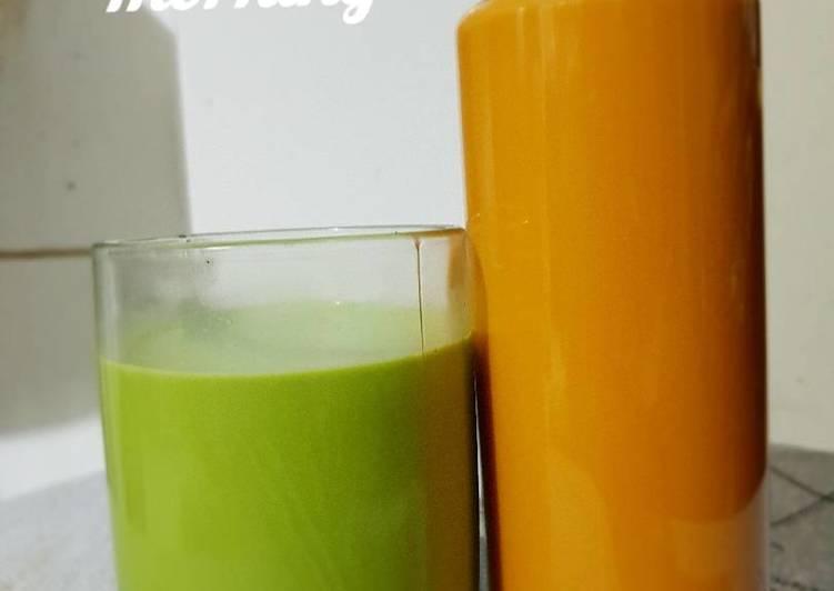 Cara Gampang Membuat Thai tea / Thai green tea KETO, Sempurna