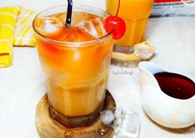 Cara Gampang Menyiapkan Thai Tea HomeMade yang Bisa Manjain Lidah
