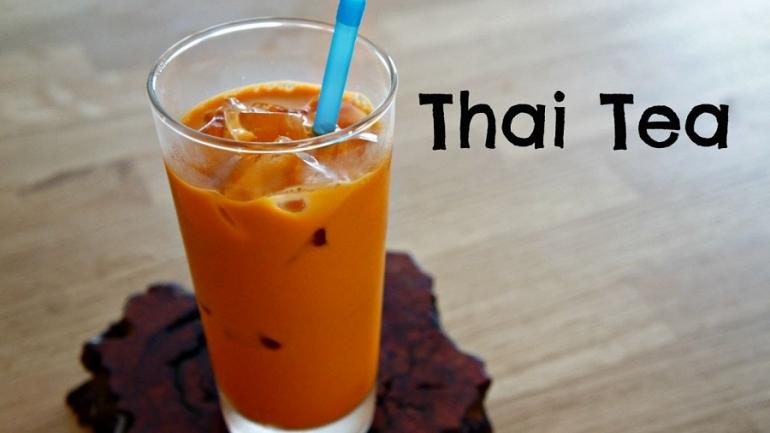 Langkah Mudah untuk Menyiapkan Thai tea milk Anti Gagal