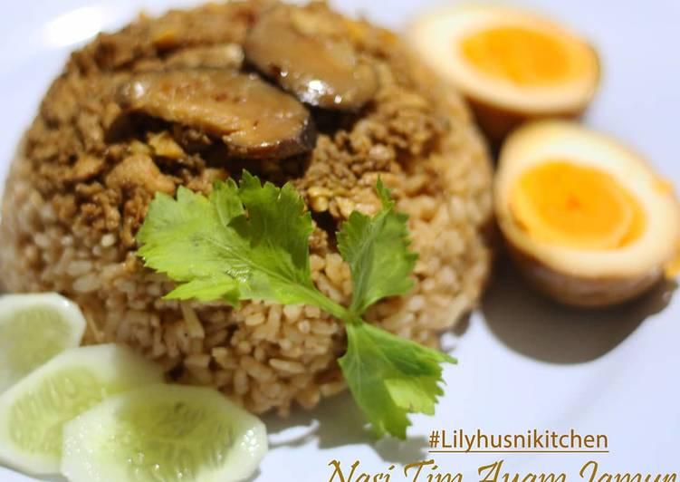 Resep Nasi Ayam Telur Rice Cooker yang Bisa Manjain Lidah