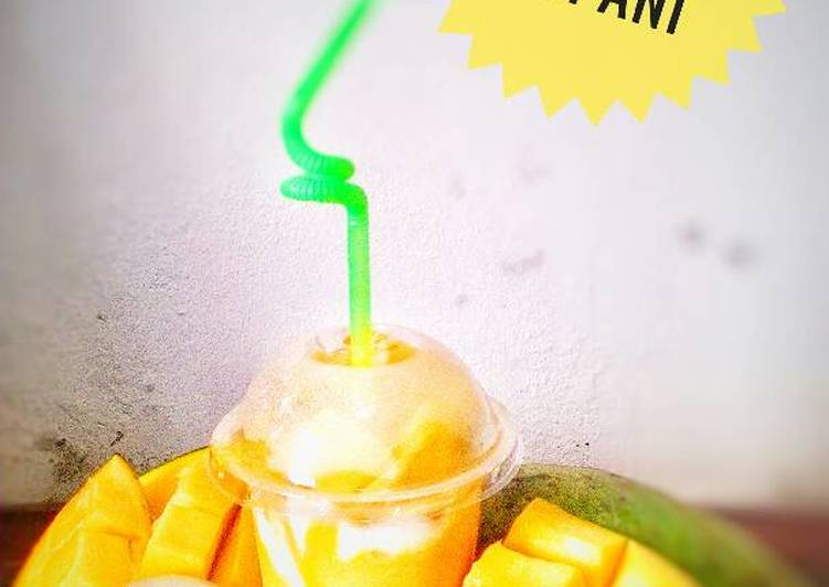 Resep Thai mango ala teh ani, Lezat Sekali