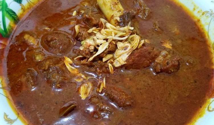 Resep Rabeg wong banten / rabeg kambing / daging kambing /daging domba yang Sempurna
